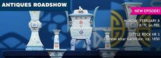 Get the latest @AntiquesRoadshow w a new episode on Mon, Feb 8th at 8/7C on @PBS! http://www.pbs.org/wgbh/roadshow/stories/articles/2016/02/01/jacob-backley-stoneware-temperance-keg