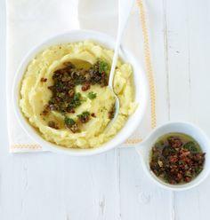 Buttermilch-Kartoffelpüree