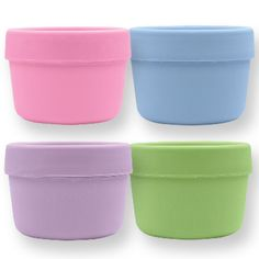 Petroleum-free material, made from plants Food-safe dyesEconomical alternative Dishwasher safe up to 10 washes or handwash for longer life Green sprouts products meet FDA, CPSIA and ASTM safety standards for the US. Breastfeeding Accessories, Nursing Accessories, Toddler Plates, Baby Food Storage, Plastic Ware, Plant Fibres, Natural Parenting, Natural Baby, Baby Bottles