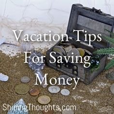Going on vacation is something that most people look forward to each year. Try these tips and tricks to help you save money while there.