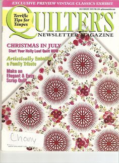 Quilter's - Poli patch - Веб-альбомы Picasa