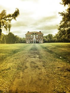 Drayton Hall, Charleston SC. Dr. Alexander Moore rocks the historic sites, and our family dinners, with the best stories of the Low Country.