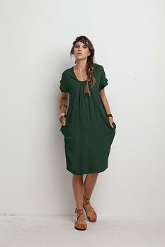 Stratum Dress - Forest Green - love forest green cant wait to see it come back into the stores