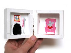 Home Sweet Home - Stories in Boxes - martaaltes.com