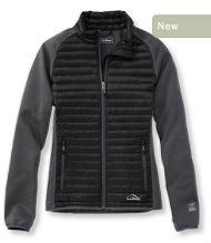 Once again, LL Bean...SIGNATURE!...is getting some things right.  They also have this for MEN! *Women's Ultralight 850 Down Fuse Jacket