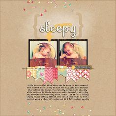 sleepy Shannon dombkowski