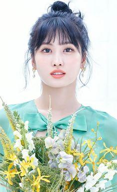 Korean Girl Groups, South Korean Girls, Twice Album, Hirai Momo, Twice Once, Twice Momo, Sana Momo, Korean K Pop, Best Albums