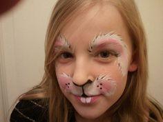 Face Painting Rabbit | Flickr – Compartilhamento de fotos!