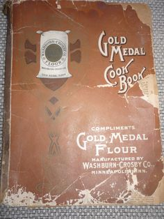 Where to Find Antique and Vintage Cook Books