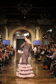 Traje de Flamenca - Viviana-Ioiro - We-love-flamenco-2014-