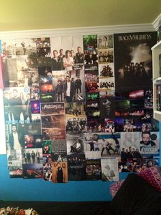 This Is Literally My Bedroom Wall I Love The Lights Want To Do So Bad How Would