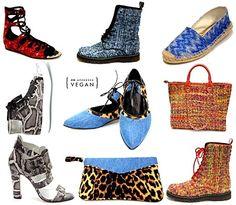 No Animal Brand  designt 100% vegane Schuhe, Taschen und Accessoires und hat die erste Kollektion für Frühjahr-Sommer 2015 vorgestellt.