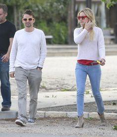 Matt Bellamy and Kate Hudson Kate Hudson, Muse, Pants, Fashion, Trouser Pants, Moda, Fashion Styles, Women's Pants, Women Pants