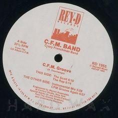 Cover art - C.F.M. Band: C.F.M. Groove