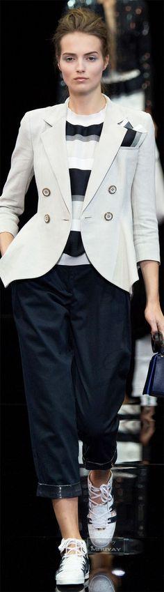 Emporio Armani.Spring 2015. Beautifuls.com Members VIP Fashion Club 40-80% Off Luxury Fashion Brands