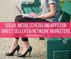 Blog post at CEO of Me | Misty Kearns : One of the most common questions I hear in my networking groups is related to which of the social media scheduling apps for direct sales and[..]