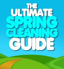 The Ultimate Spring Cleaning Guide - this post is amazing! Definitely pinning! It covers routines for each space in your house and also has a series of free printables.