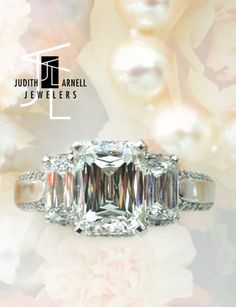 Beautiful Engagement Rings from Judith Arnell Jewelers