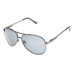 afba6dcab9fe Foster Grant Polarized Aviator Sunglasses