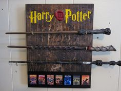 wand display