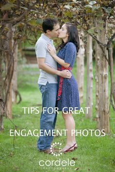 Tips for Great engagement photos #Tipsforengagementphotos #engagementphototips