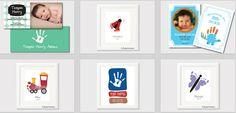 Handpressions Pulls a Beyonce, Debuts Next Hot Parents App.  #handprints #footprints #parenting #kids #apps