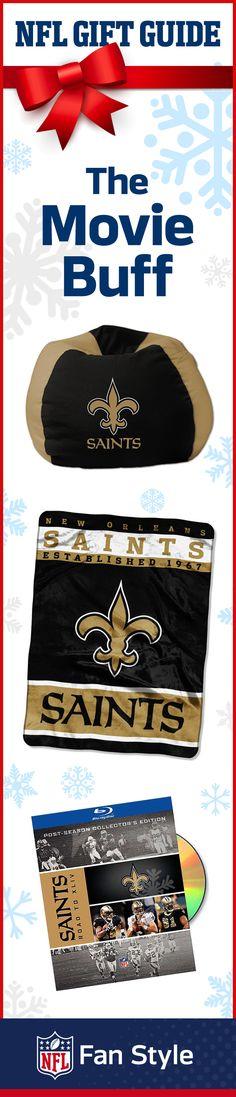 New Orleans Saints Charcoal Bag