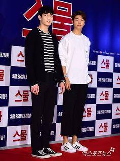 Jonghyun & Minhyuk