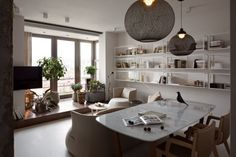 Beste afbeeldingen van interieur living room shelf en
