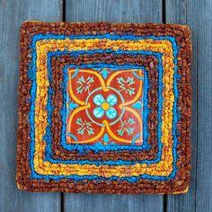 "Imported Ceramic Tiles - Over 20 Vibrant Designs 4"" x 4"""