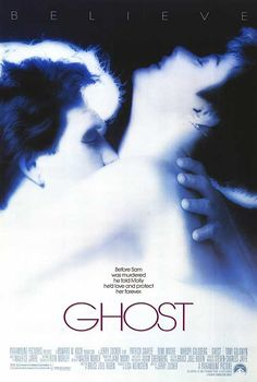 Ghost (1990) a film by Jerry Zucker + MOVIES + Patrick Swayze + Demi Moore + Whoopi Goldberg + Tony Goldwyn + Stanley Lawrence + cinema + Drama + Fantasy + Mystery
