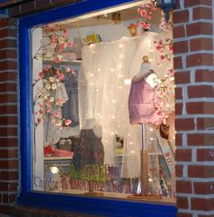 Spring 2013 store window display. Check our blog post on how we did it!