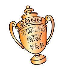 trophy 4 u dad