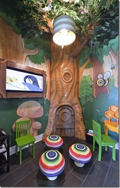 This would look great in our pediatric dentist office!  #PediatricDentistWestlake