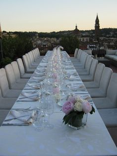Florence tower Florence, Table Decorations, Home Decor, Tower, Restaurants, Interior Design, Home Interiors, Decoration Home, Dinner Table Decorations