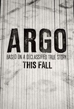 Argo (2012) Ben Affleck --As the Iranian revolution reaches a boiling point, a CIA 'exfiltration' specialist concocts a risky plan to free six Americans who have found shelter at the home of the Canadian ambassador.