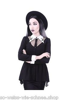 Restyle-Luna-Bluse-Moon-Shirt-Sailor-Blouse-Gothic-Steampunk-Mond-Wednesday-WGT