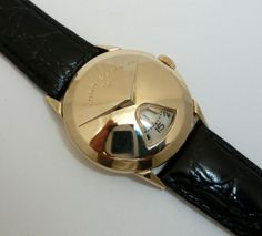 Rare Vintage Mens Elgin Direct Read in Original Box 1950's from Beacon Hill Jewelers Exclusively on Ruby Lane