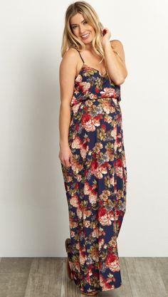 Olian emma maxi dress