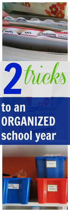 2 tricks to an organized school year the new year is an IDEAL time to start fresh and get your life ORGANIZED! The post 2 tricks to an organized school year appeared first on School Ideas. Back 2 School, First Day Of School, School Days, School Fun, School Stuff, High School, Future Classroom, Classroom Ideas, Classroom Design