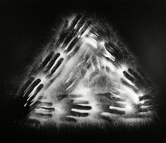 Jozef Sedlák: Light Painting Photography, 1980  The Light of Democracy #2 1990