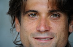 Getting to know David Ferrer... his beautiful eyes