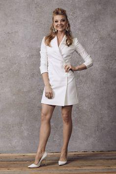 Picture of Natalie Dormer Natalie Dormer, Portrait Studio, Margaery Tyrell, Daenerys Targaryen, Katheryn Winnick, Gal Gadot, Sexy Legs, Kaftan, Celebrity Style