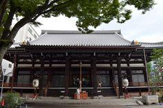 Honno-ji temple 本能寺