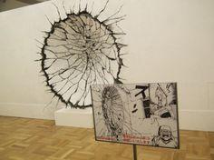 GENGATEN Exhibit: Katsuhiro Otomo by toybot studios, via Flickr