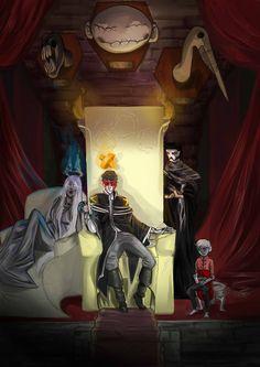 The royal family by sikkofoley.deviantart.com on @DeviantArt