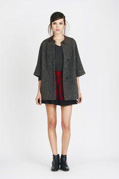 Joie | Fall 2014 Ready-to-Wear Collection | Style.com #Minimalist #Minimalism #Fashion