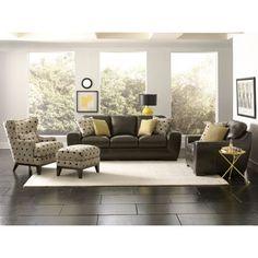 Costco furniture we like Soho Living Room SetBainbridge Double Chaise Lounge   Costco  FrugalHotspot  . Costco Furniture Living Room. Home Design Ideas