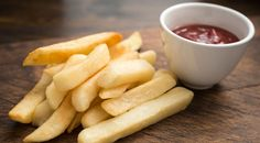 Pommes selbst gemacht