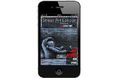 Street Art London has created an eponymous iPhone app that serves as a virtual guide to the locations of various urban artworks in the city.